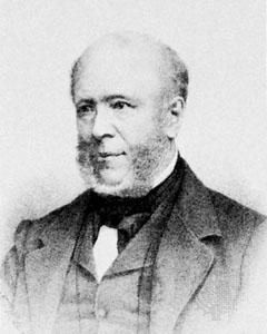Schrijver Everhardus Johannes Potgieter