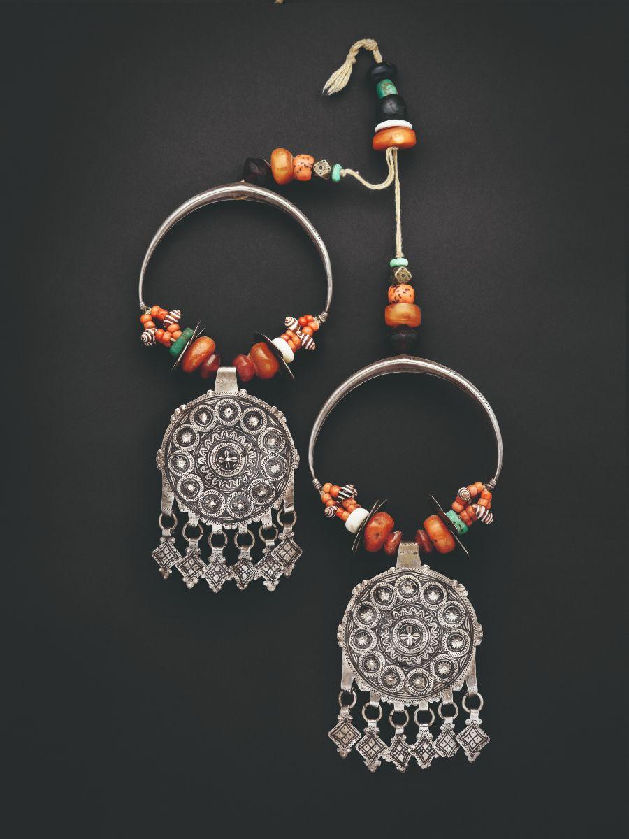 Foto uit 'Berber Memories – Women and jewellery in Morocco'