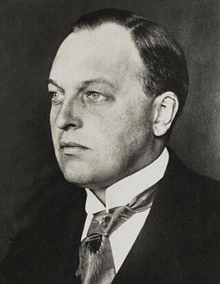 François van 't Sant, 1920