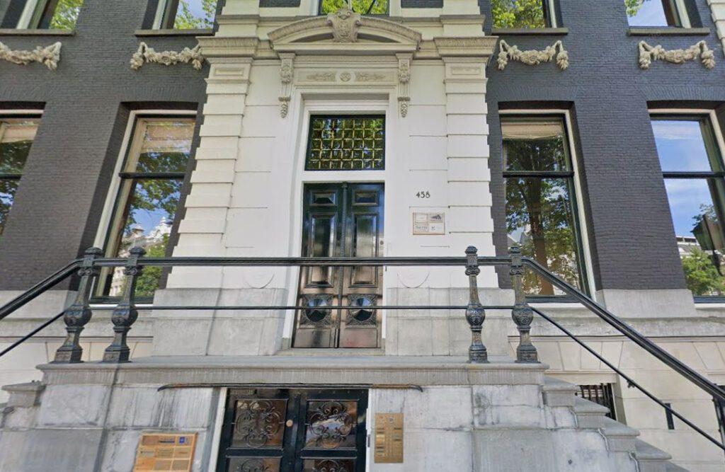 Herengracht 458, Amsterdam
