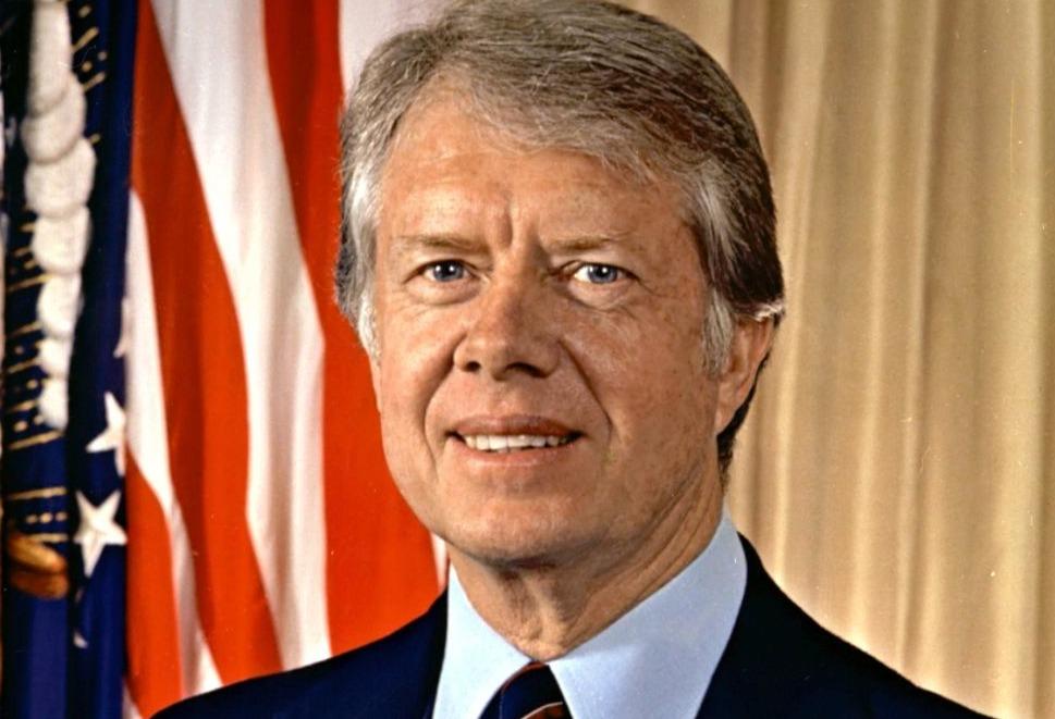 Jimmy Carter, 1977