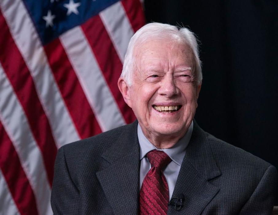 Jimmy Carter in 2014