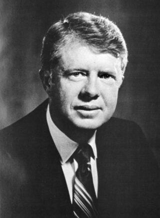 Jimmy Carter als gouverneur van Georgia