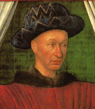 Karel VII van Frankrijk (Publiek domein/wiki)
