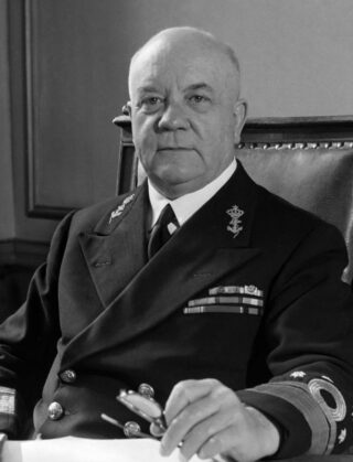 Luitenant-admiraal Conrad Helfrich