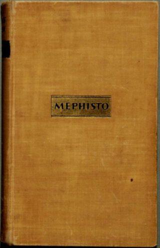 Eerste druk van Mefisto