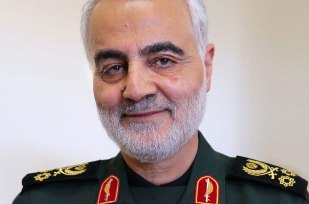 Qassem Soleimani, voorjaar 2019