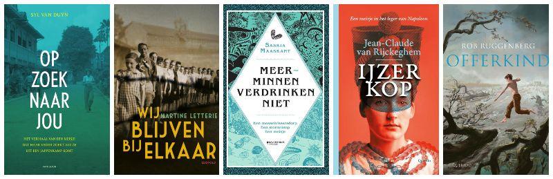 Shortlist Thea Beckmanprijs 2021