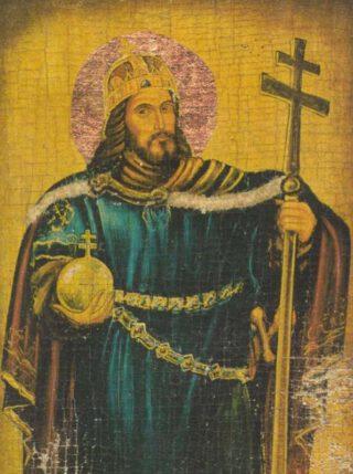 Stefanus I van Hongarije