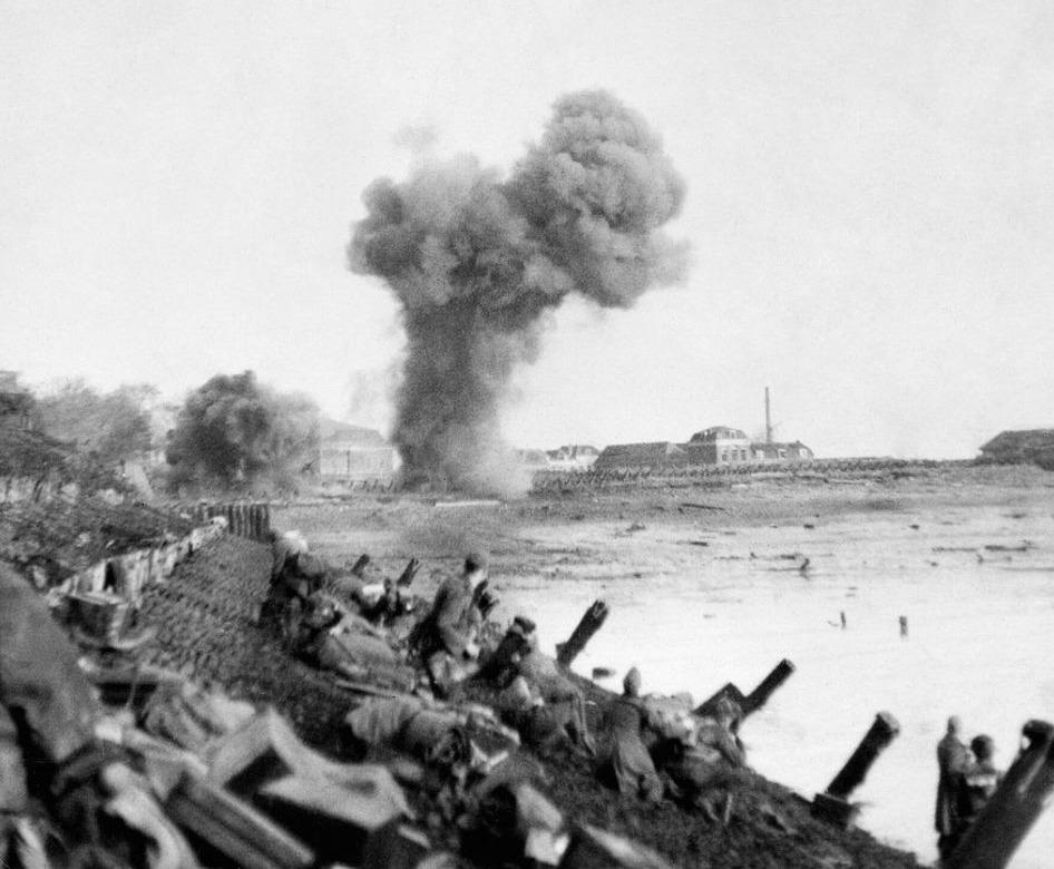 Britse landing op Walcheren, november 1944