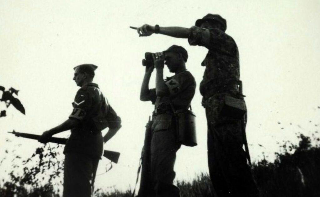 Nederlandse militairen in de Republiek Indonesië / Nederlands-Indië