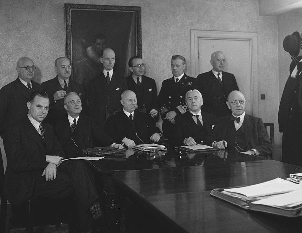 Kabinet-Gerbrandy in Londen, 1944