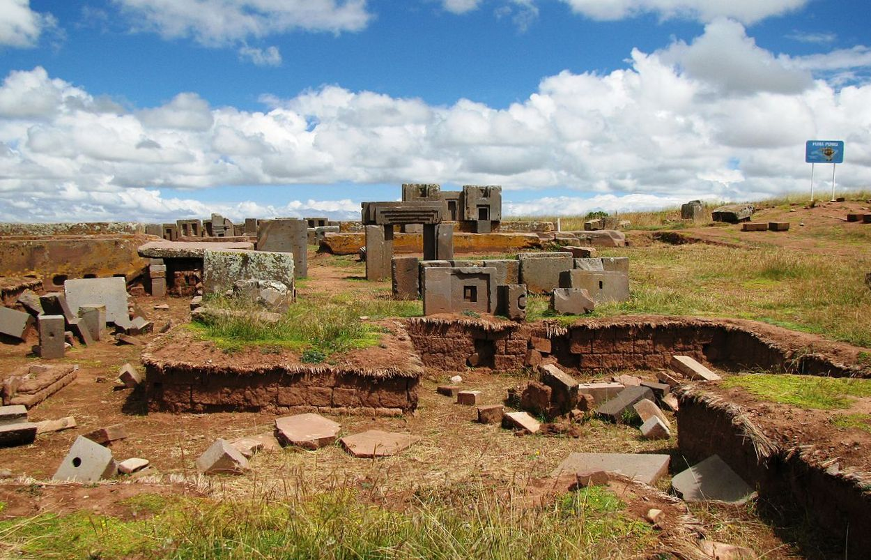 Tempelcomplex van Pumapumku
