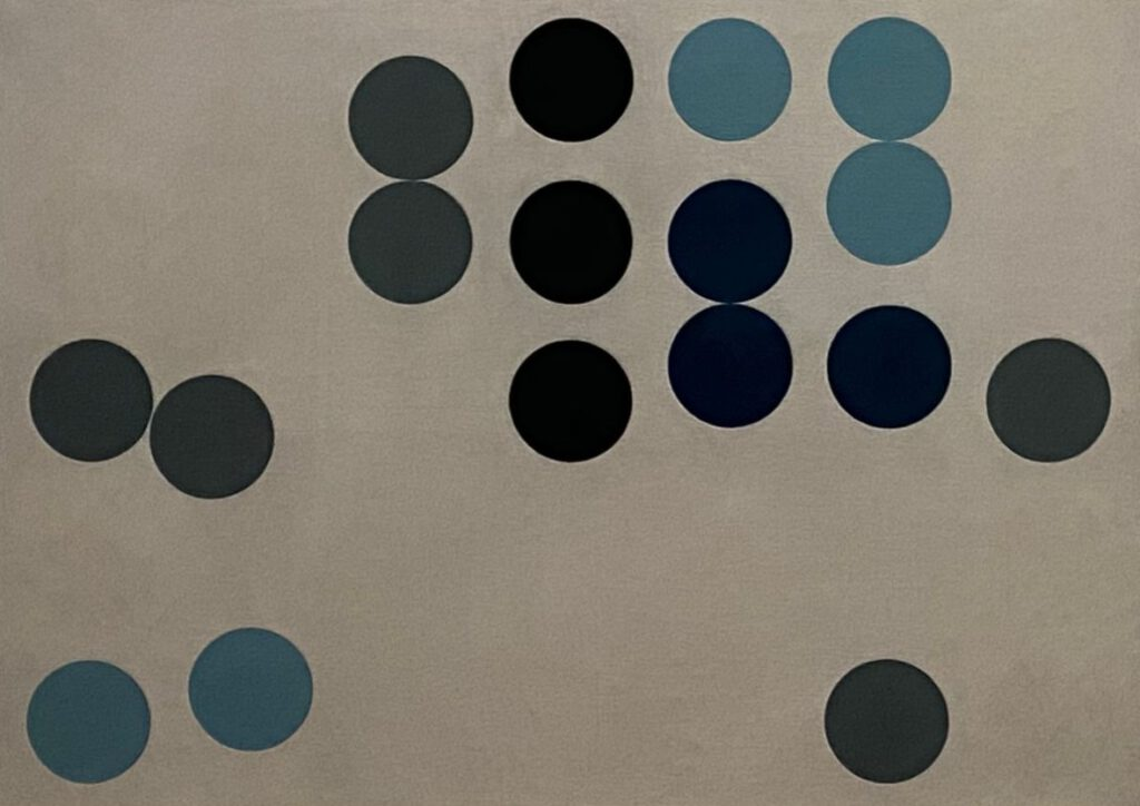 Animated Circle Picture - Sophie Taeuber-Arp, 1934