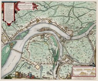 Belegering van Schenkenschans in 1635 en 1636