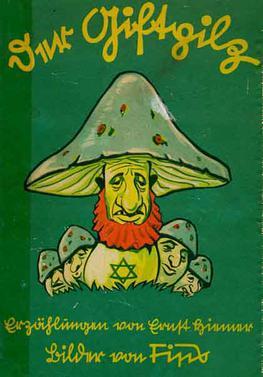 Cover van 'Der Giftpilz'