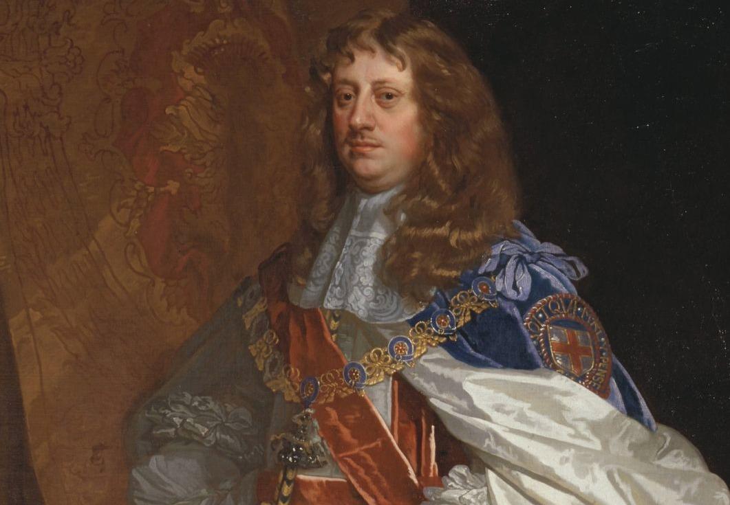 Edward Montagu, 1st Earl of Sandwich - Geportretteerd door Peter Lely