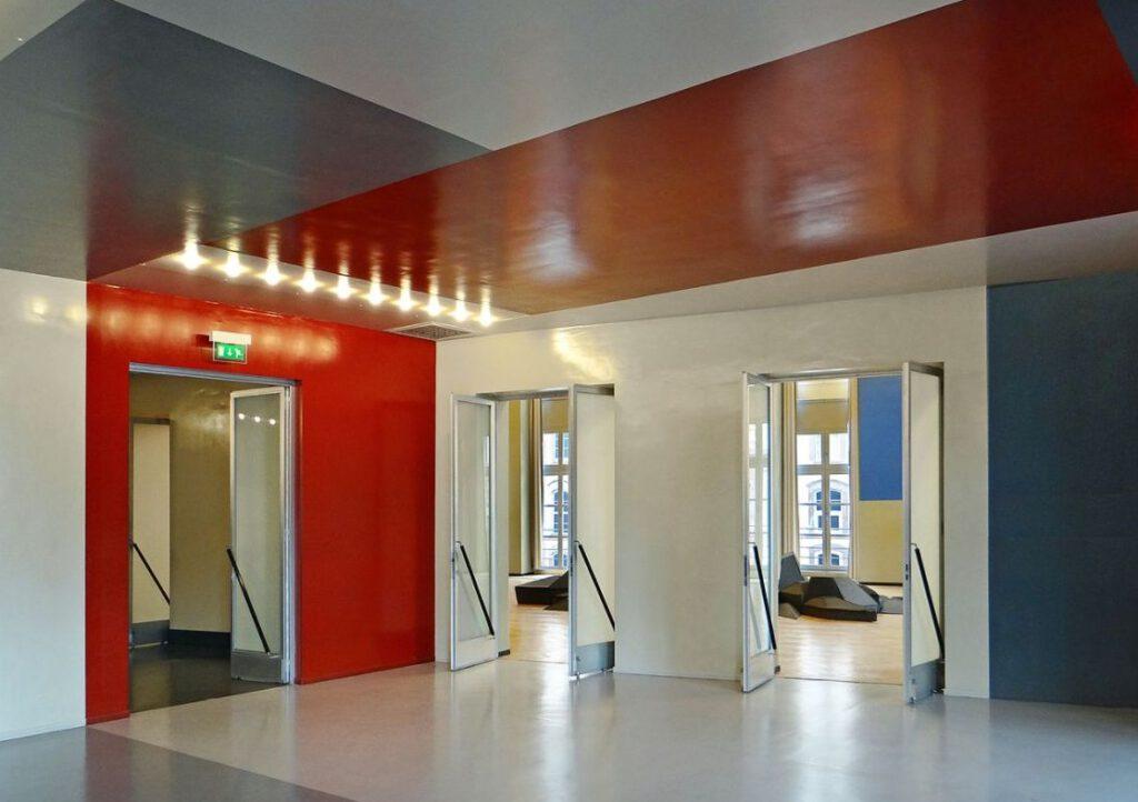 Foyer van Café de 'L'Aubette