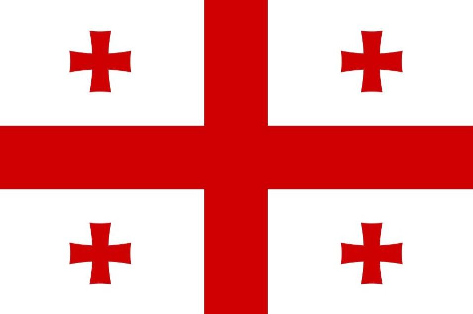 Vlag van Georgië