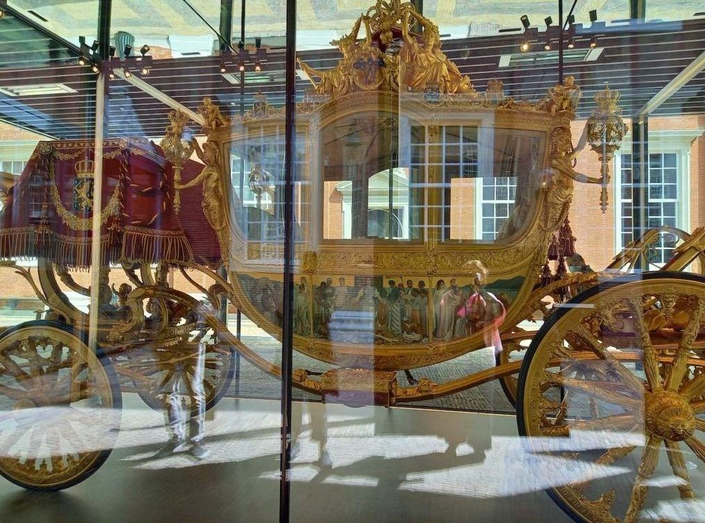 De Gouden Koets in het Amsterdam Museum