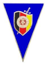 Logo van de Hochschule des Ministeriums für Staatssicherheit