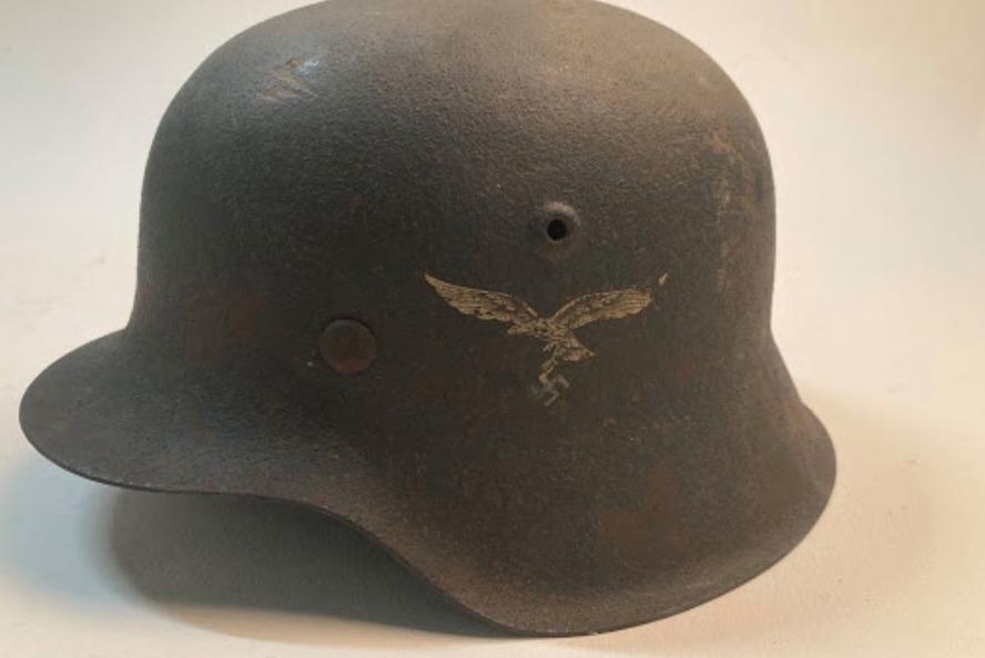 De Luftwaffe-helm