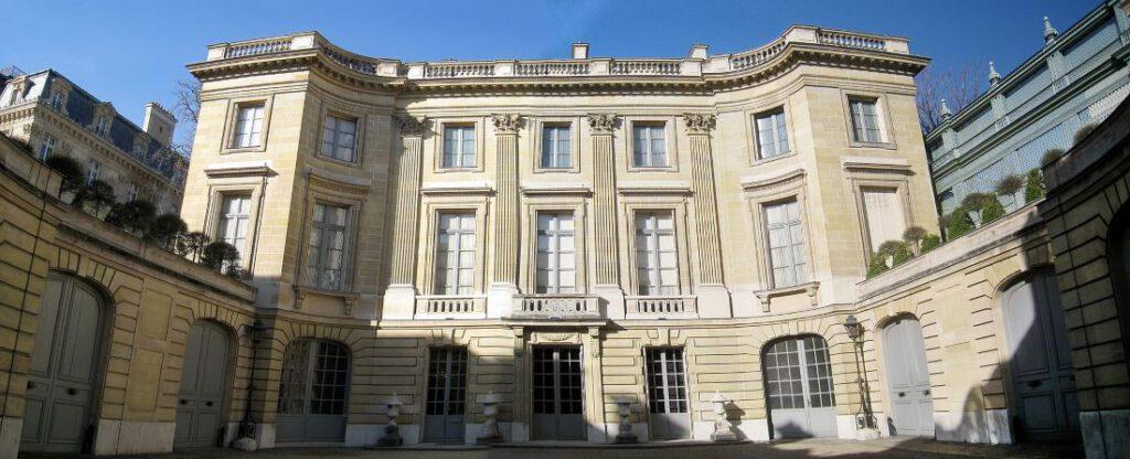 Musée Nissim de Camondo in Parijs