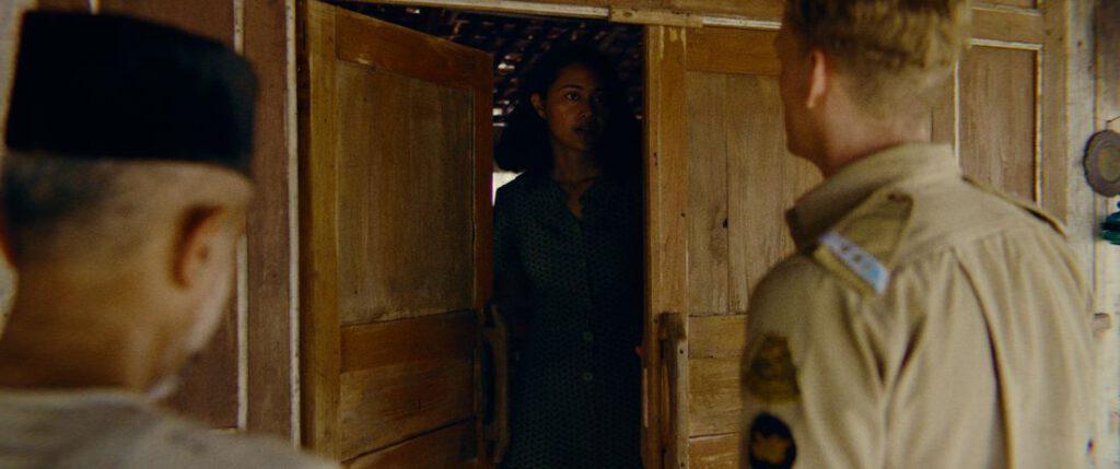 Still uit de film 'De Oost'