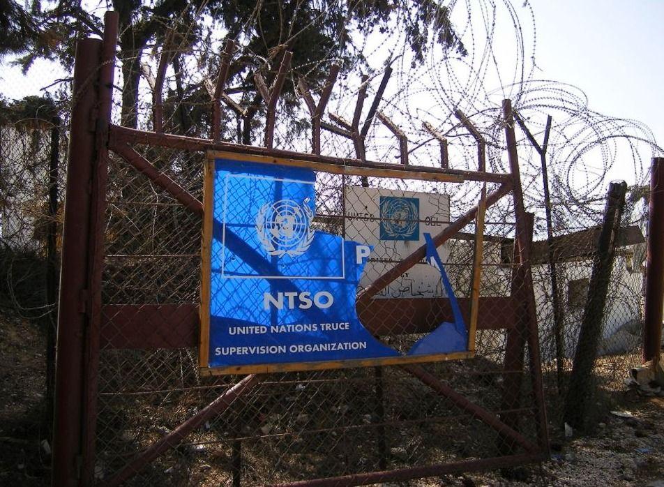 Toegang tot VN-post OP Khiam, 2006