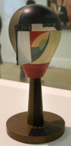 Tête Dada - Sophie Taeuber-Arp, 1920