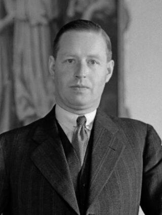 Tjarda van Starkenborgh Stachouwer, de laatste gouverneur-generaal van Nederlands-Indië