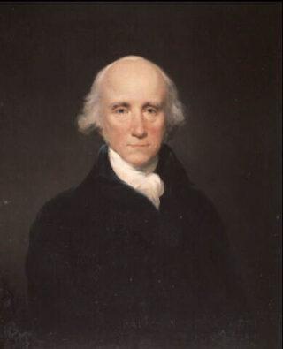 Warren Hastings op latere leeftijd, portret door Lemuel Francis Abbott.