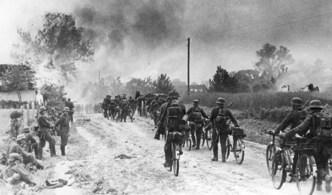 Duitse troepen op grondgebied van de Sovjet-Unie, juni 1941
