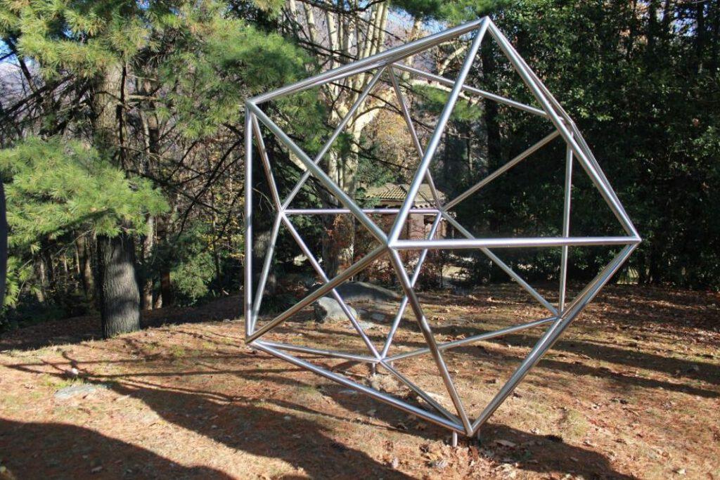 Het 'icosahedron' van FRudolf von Laban
