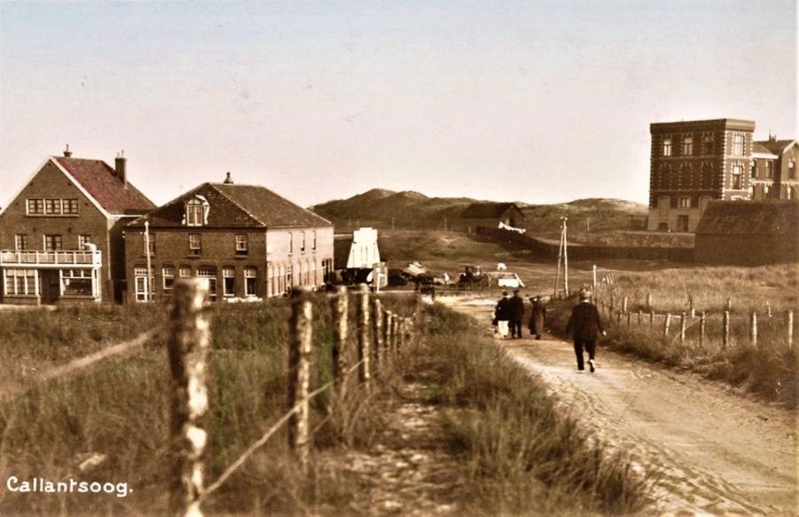 De Groote Villa in 1920