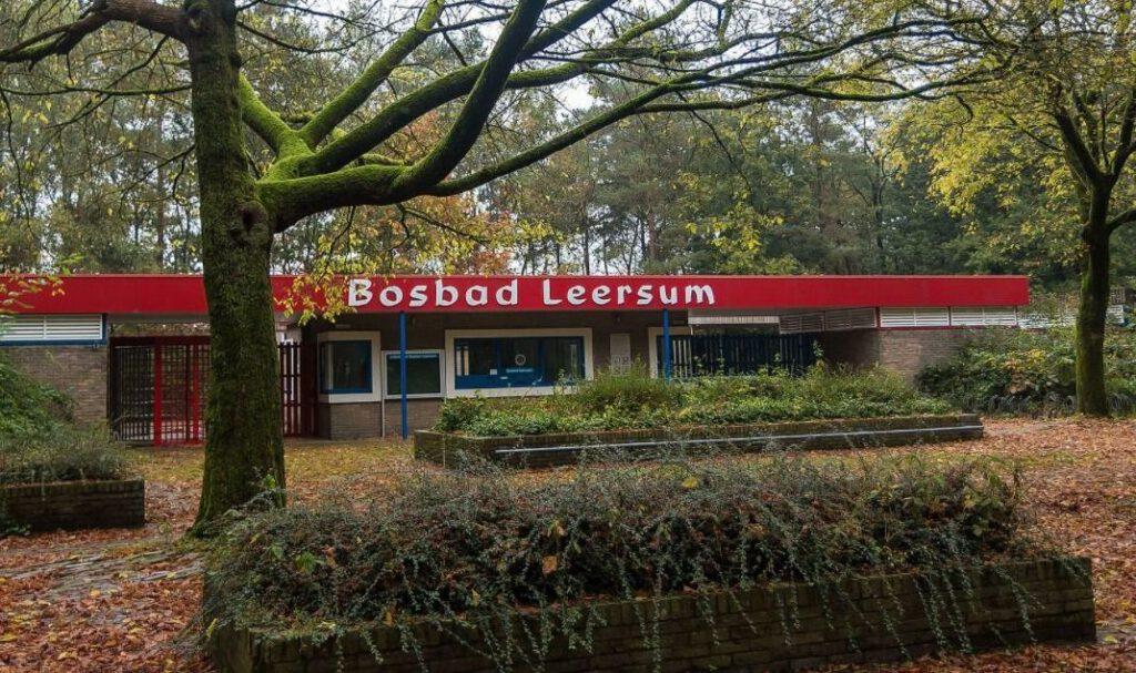 Bosbad Leersum