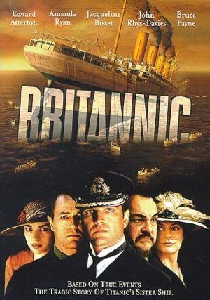 Film over de ondergang van de Brittanic