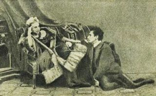 Fanny Pistor en Sacher-Masoch