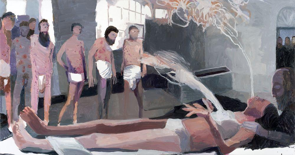Helen Verhoeven, The Exorcism of Mary Magdalene, 2020. Courtesy kunstenaar en Stigter van Doesburg