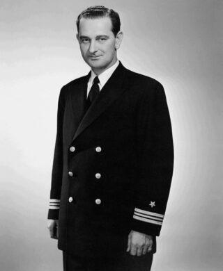 Lyndon B. Johnson in maart 1942