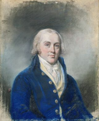 James Madison in zijn Princeton-tijd