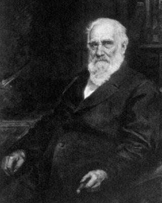 Max Joseph Pettenkofer rond 1901