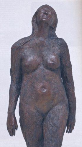 Kiki Smith, Mary Magdalene,1994 Courtesy Pace Gallery / Kiki Smith