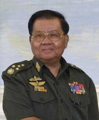 Than Shwe