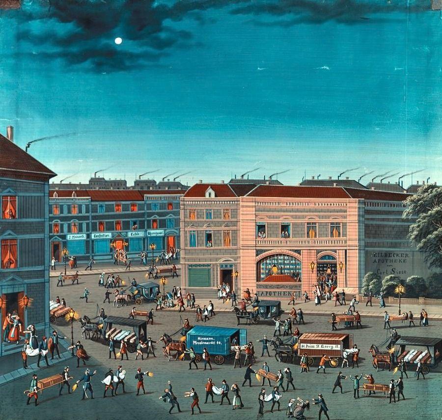 Uitbraak van cholera in Hamburg, 1892