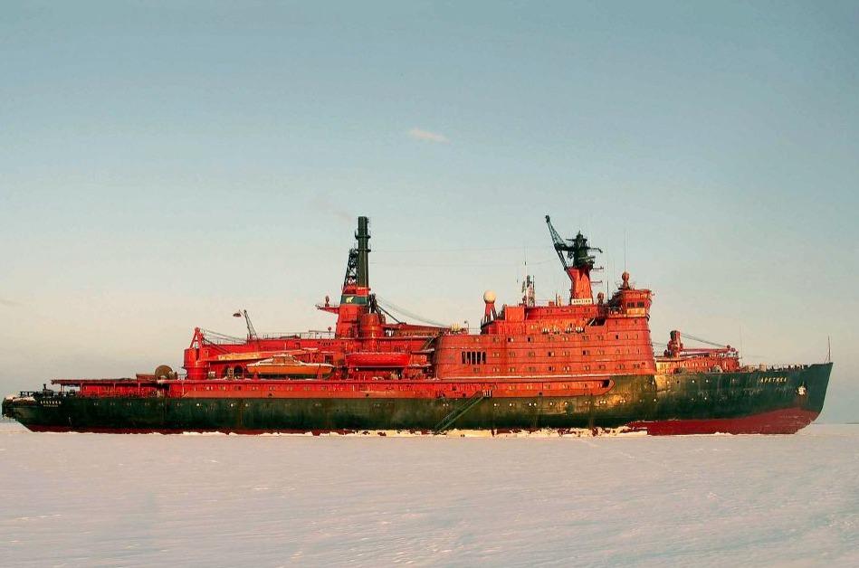 Arktika - De Russische atoomijsbreker
