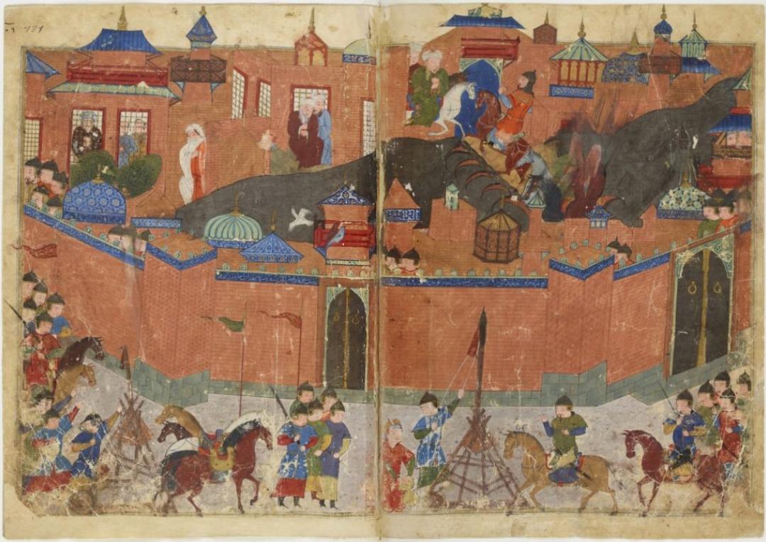 Beleg van Bagdad (1258)
