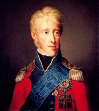 Frederik VI van Denemarken (1768-1839)