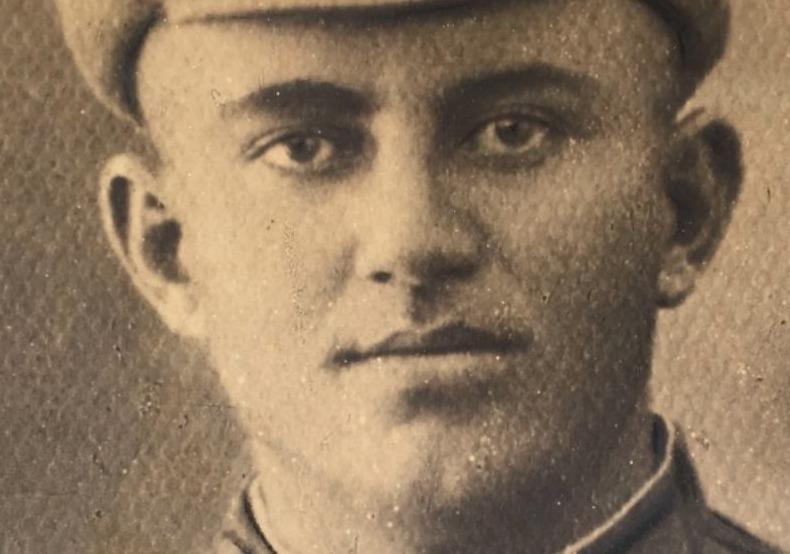 Grigor Baindoerasjvili tijdens de Tweede Wereldoorlog