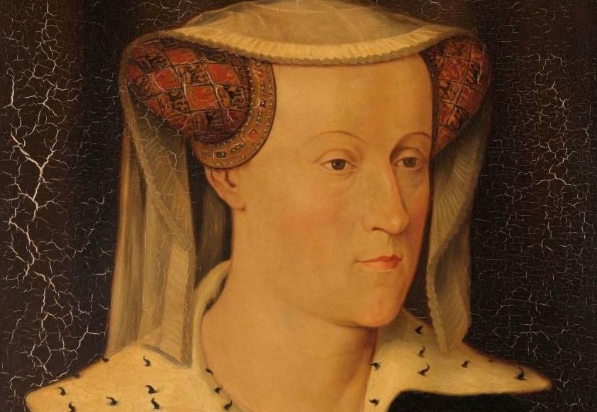 Jacoba van Beieren (1401-36), gravin van Holland en Zeeland, Pieter Willem Sebes, ca. 1435